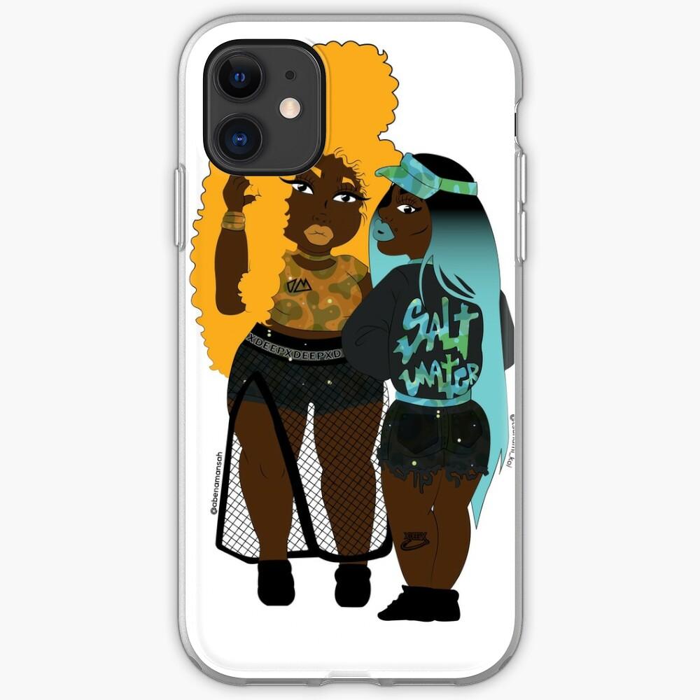 Colour My Melanin iPhone Soft Case