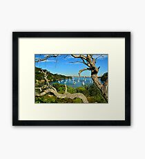 Sirius  Cove Framed Print