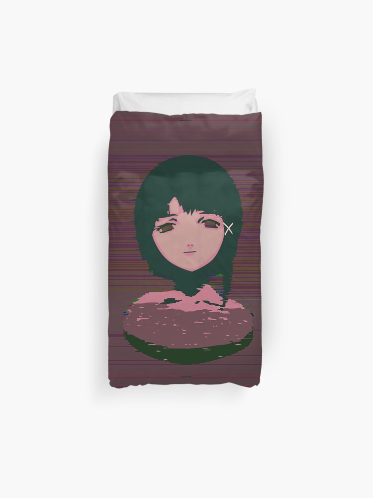 Serial Experiments Lain Abstract Art