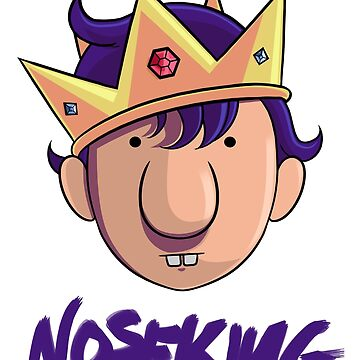 Noseking logo by Nosek1ng