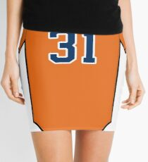 Collin McHugh Jersey Mini Skirt