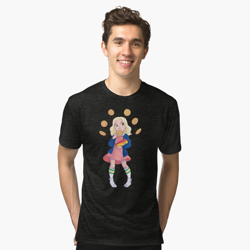 Incognito and Eggo's Tri-blend T-Shirt