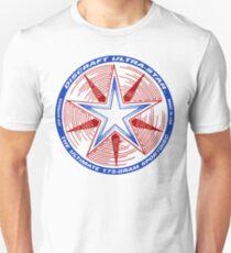 Camiseta ajustada Discraft Ultrastar (Blanco)