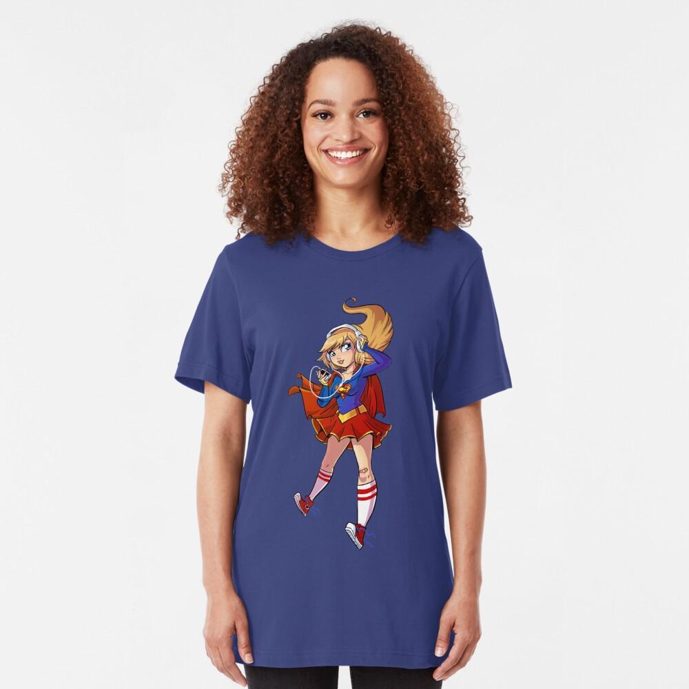 Supercutie Slim Fit T-Shirt