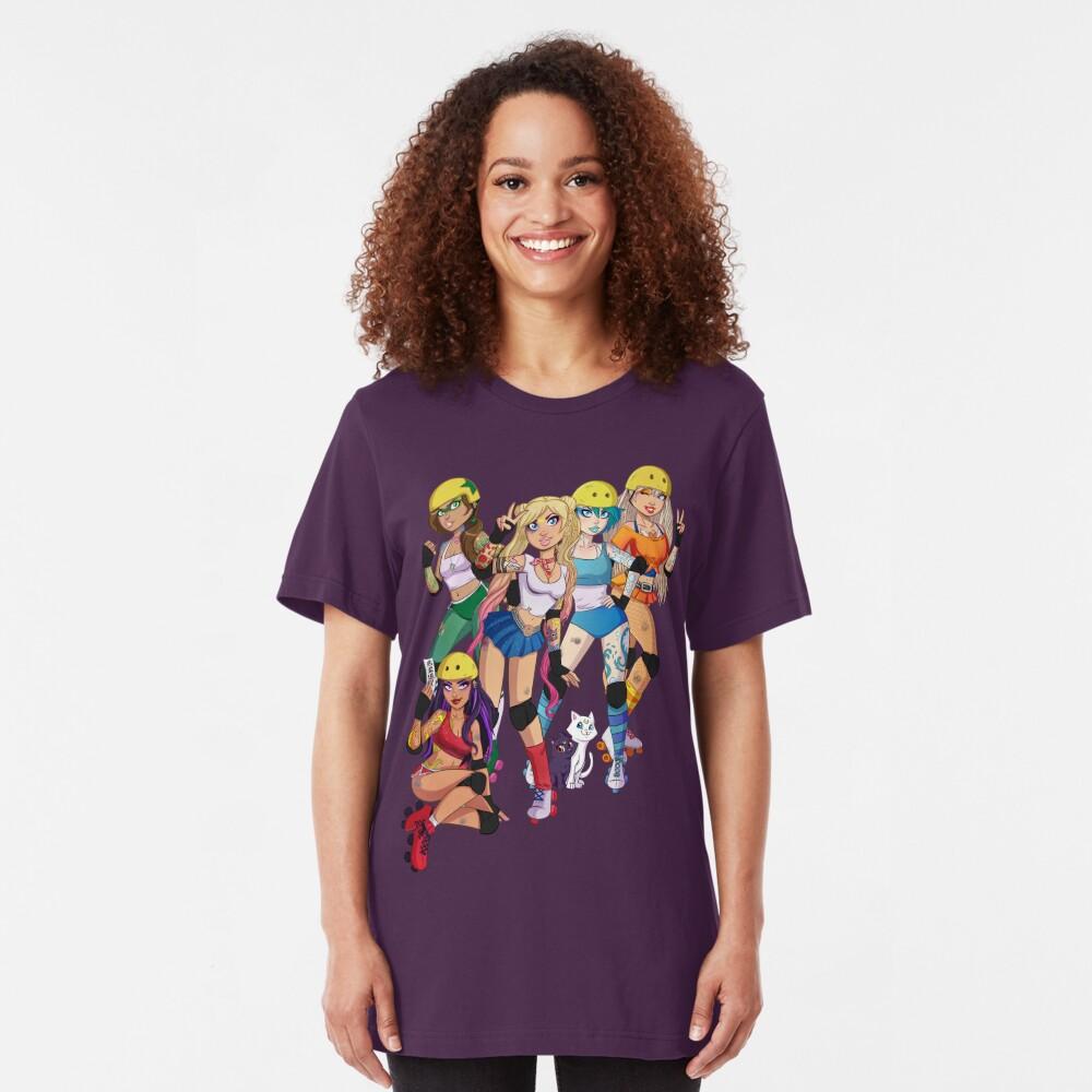 Derby Scouts Slim Fit T-Shirt