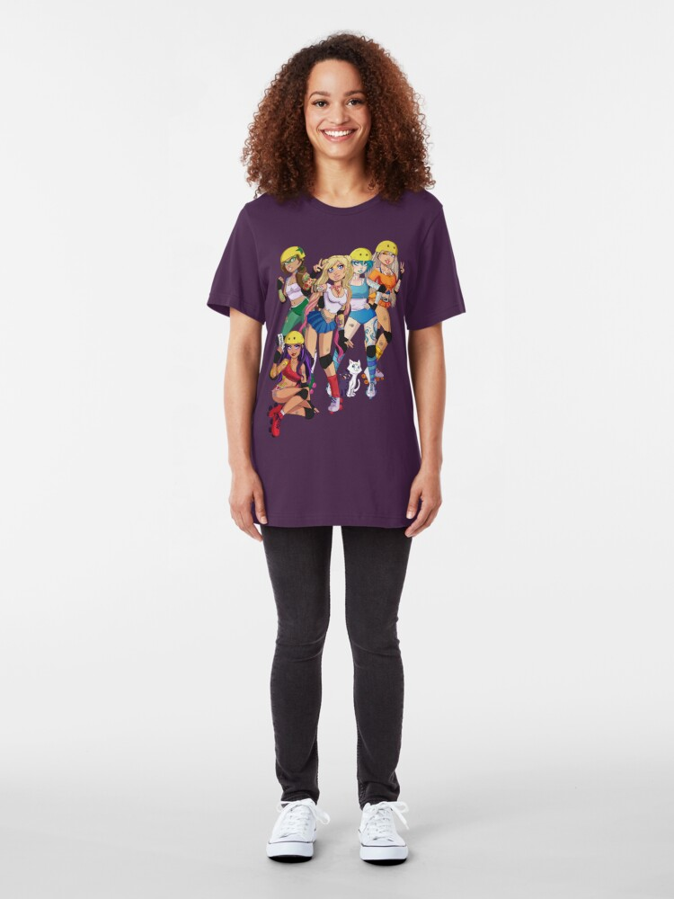 Alternate view of Derby Scouts Slim Fit T-Shirt