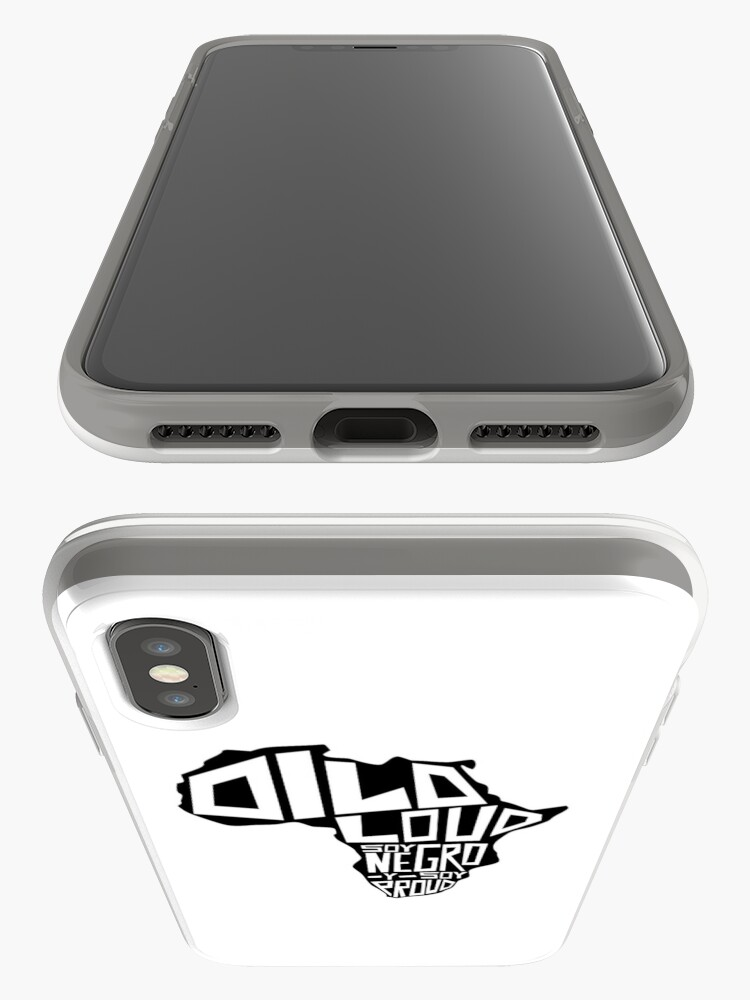 Alternate view of DILO LOUD: Africa Third Culture Series iPhone Case & Cover