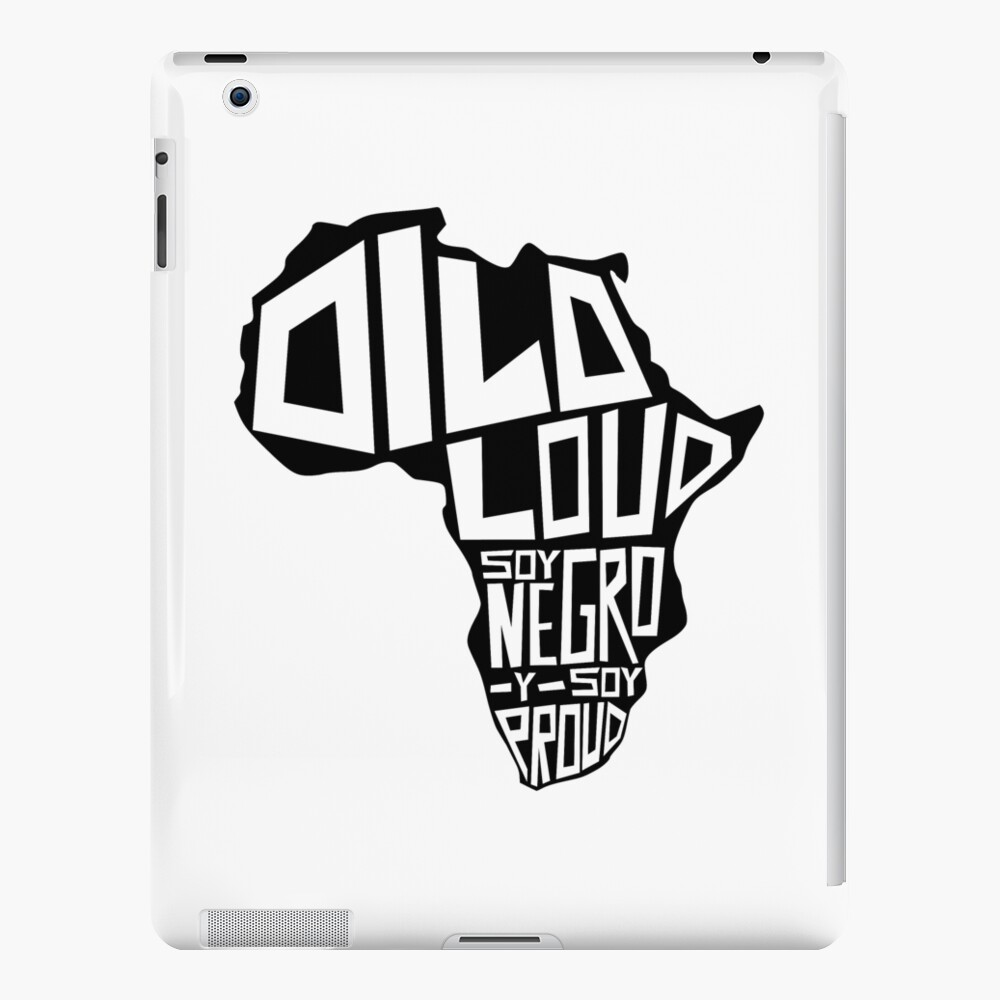 DILO LOUD: Africa Third Culture Series iPad Case & Skin