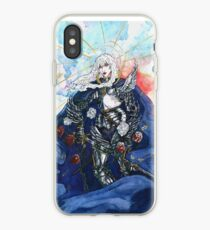 What's a King to a God? iPhone Case