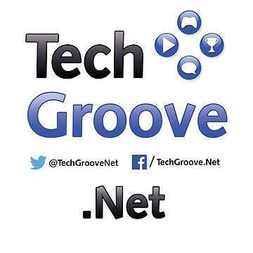 TechGroove Logo Split — Promo Shirt by bwhite94