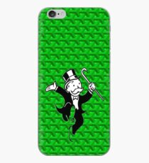 Green Monnopoly iPhone Case