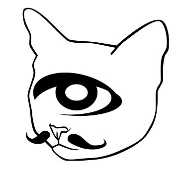 Cyclops Cat by phys