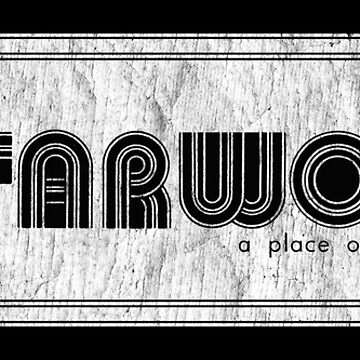 Starwood: A Place of Music (Distressed)  by PissAndVinegar