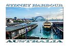 Circular Quay, Sydney by Ray Warren