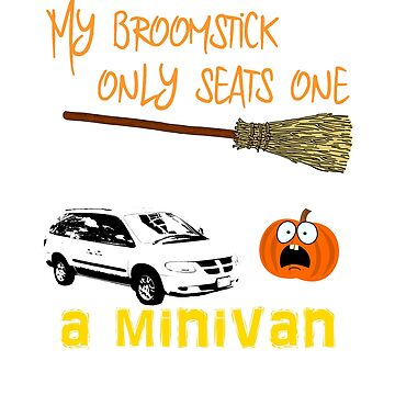 Broomstick to Minivan by CeeGunn