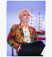 Taehyung BTS Poster