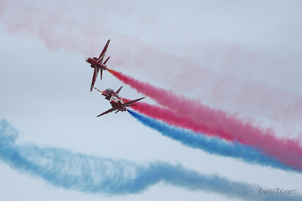 Red Arrow's Southport 2009 by Keith Trivett