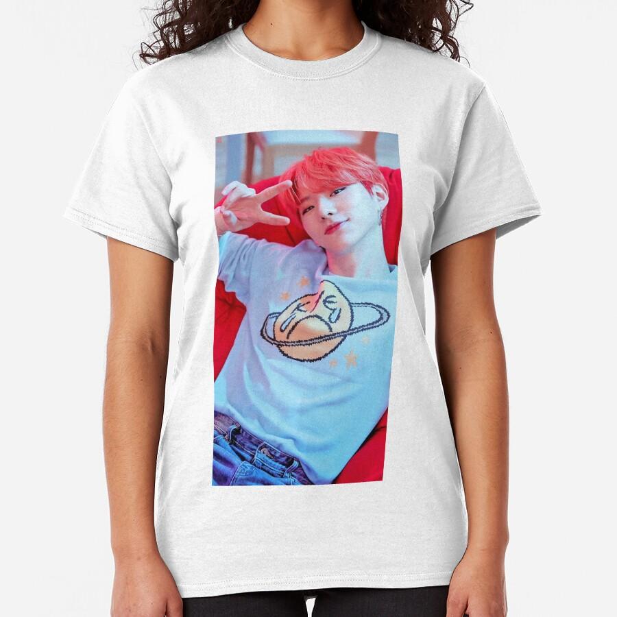 Kihyun Monsta X Classic T-Shirt