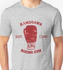 Hajime no Ippo KBG Design Unisex T-Shirt