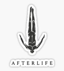 Afterlife Techno Sticker