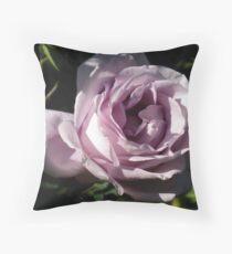 Mystical Olde Worlde Rose Throw Pillow
