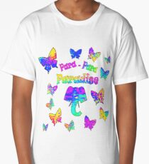Para-Para-Paradise Long T-Shirt