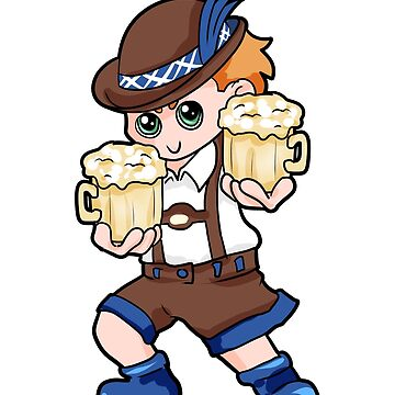 Bavarian Guy by Moonpie90