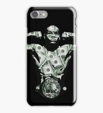 MONEY MAYWEATHER iPhone Case/Skin