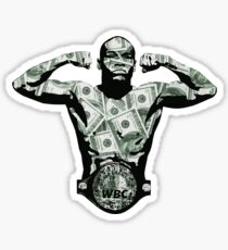 MONEY MAYWEATHER Sticker