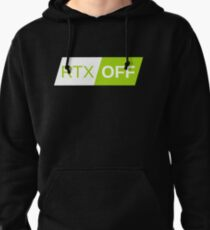 RTX OFF Pullover Hoodie