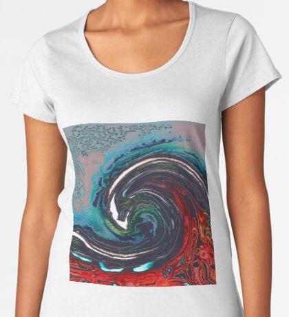 Wave 9 Premium Scoop T-Shirt