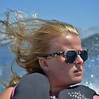 Nothing like the wind in your hair! by Barbara Caffell