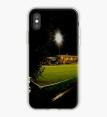 clarence grafton bowling club last drinks iPhone Case