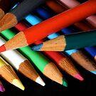 Pretty Pencils by Ray4cam