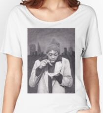 Tyrone Biggums (Dave Chappelle) in the Tenderloin Women's Relaxed Fit T-Shirt