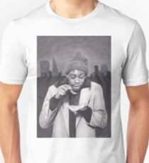 Tyrone Biggums (Dave Chappelle) in the Tenderloin Unisex T-Shirt