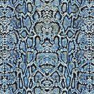 Snakeskin Pattern by savesarah