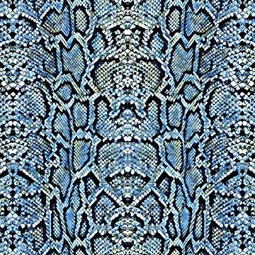 Snakeskin Pattern by savesarah
