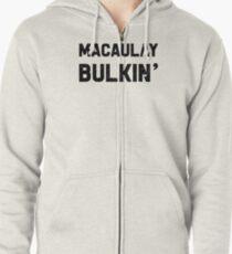 Macaulay Bulkin' Zipped Hoodie
