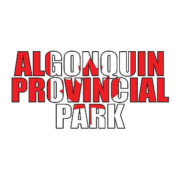 Algonquin Provincial Park Canada by Obercostyle