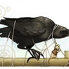 Mouse and Crow by Carrie Alyson