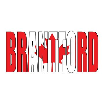 Brantford Canada by Obercostyle