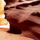 Antelope Canyon, Arizona by Jeff Hathaway