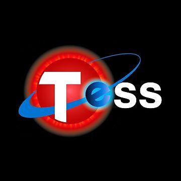 NASA — TESS [+ Left Chest Logo] by MichailoAvilov