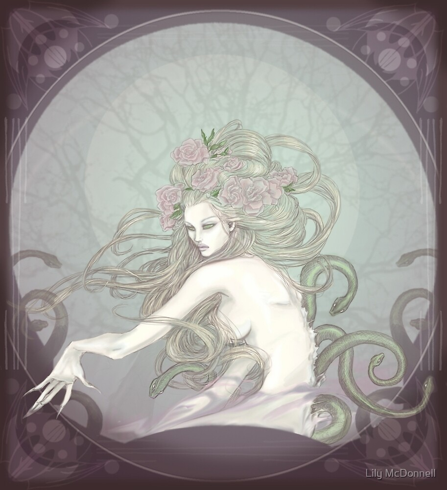 Serpent Spirit by Lily McDonnell
