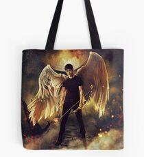 "Alexander ""angel"" Lightwood Tote Bag"