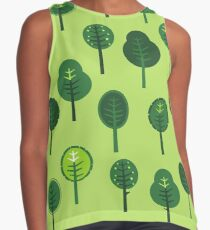 If you go down in the Woods today Contrast Tank