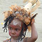Young girl, Kopar Island, PNG by Traveldreams