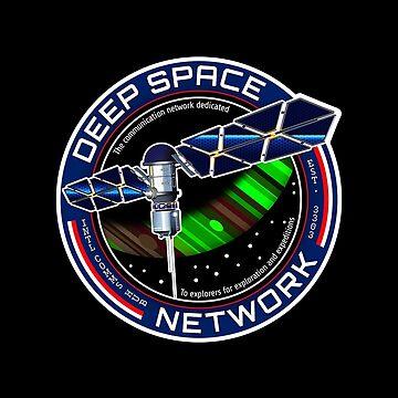 Deep Space Network — NASA [+ Left Chest Logo] by MichailoAvilov