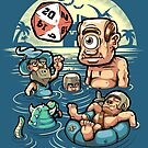 RPG Beach Party by wuhu